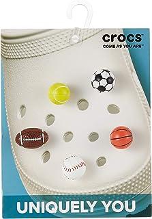 Crocs unisex-adult Jibbitz Shoe Charms 5-Pack | Jibbitz for Crocs