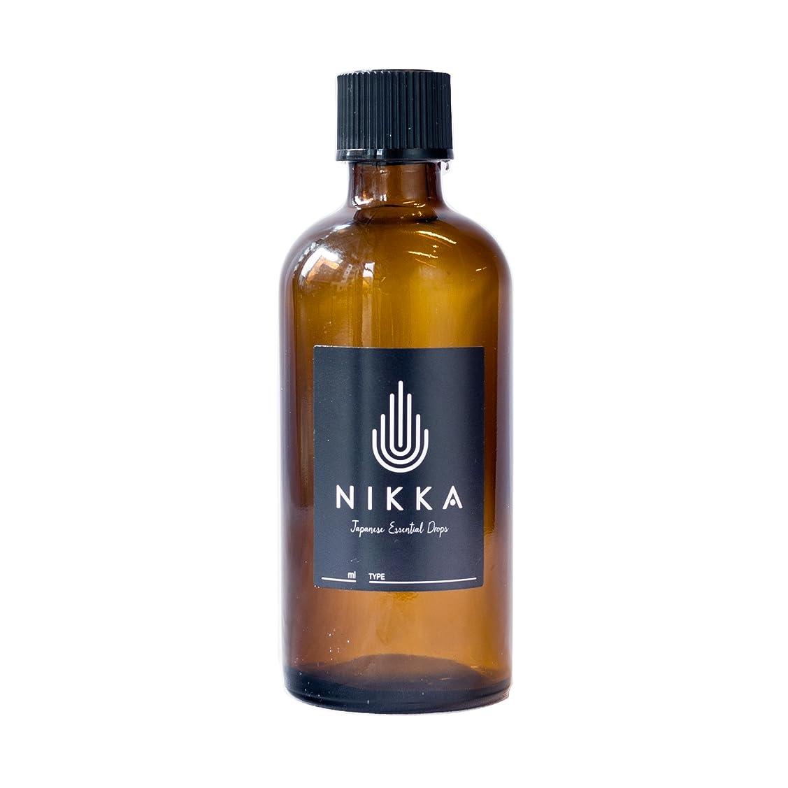 生命体許される領収書NIKKA エッセンシャルオイル ゆず 100ml