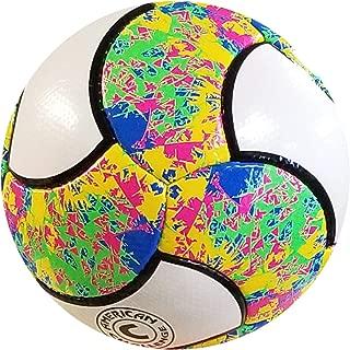 American Challenge Carnaval 18 Panel Soccer Ball