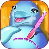 Ocean Dolphin Baby Birth Simulator