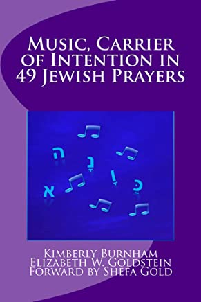 Music, Carrier of Intention in 49 Jewish Prayers (English Edition)
