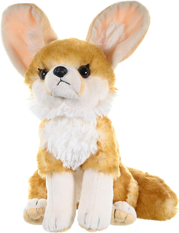 Wild Republic Fennec Genuine Fox Plush Stuffed Animal Toy Gifts Manufacturer regenerated product