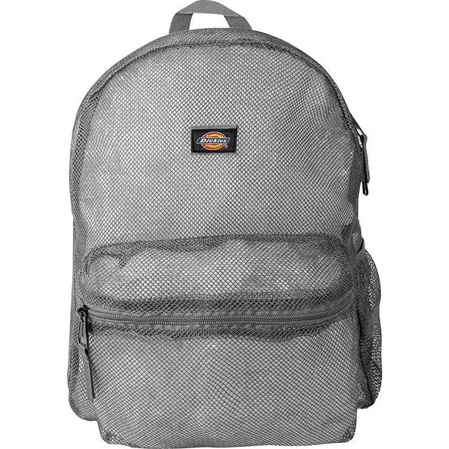 迷彩椅子ぴかぴか(ディッキーズ) Dickies メンズ バッグ パソコンバッグ Basic Mesh Backpack [並行輸入品]
