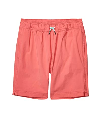crewcuts by J.Crew Coral Trunks (Toddler/Little Kids/Big Kids) (Surfside Coral) Boy