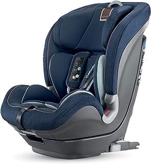 Caboto Inglesina  - Silla de auto para niños de 1 a 12 años, color azul