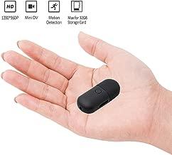 Zerone Profesional 8 GB Mini grabadora de Voz Grabadora de Audio est/éreo HD Pluma con Clip Grabadora Continua de 50 Horas a 192 Kbps