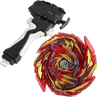 Bey Battle Evolution GT Blade Turbo God Bay B-155 Booster Master Diabolos Gn Gyro Starter Set String Launcher Grip Kits Ba...