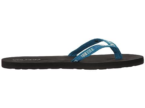 Volcom Trek BlackOcean Trek Volcom Sandals d7UUxYwqR