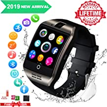 Smart Watch,Smartwatch for Android Phones, Smart Watches Touchscreen with Camera Bluetooth Watch Phone with SIM Card Slot Watch Cell Phone Compatible Android Samsung iOS Phone XS X 8 10 11 Men Women