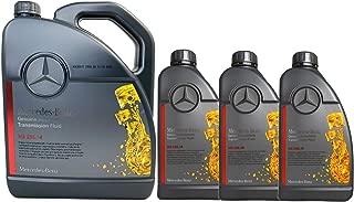 Mercedes-Benz Aceite/Fluido de la transmisión automática Original MB236.14 (ATF 134) Pack 8 litros