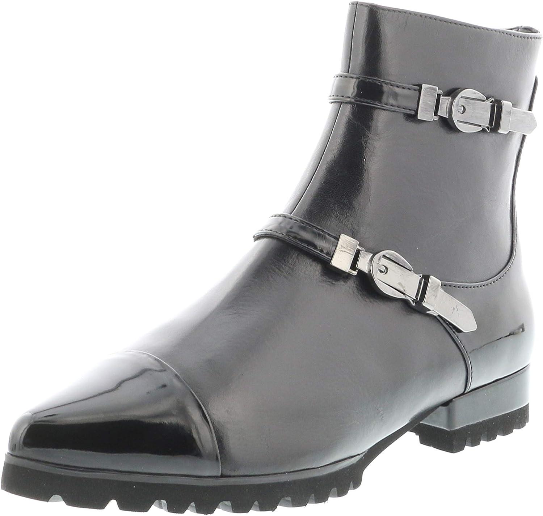 Tizian Women Ankle Boots Tokio 03 Black, (black) T36903MI82 100