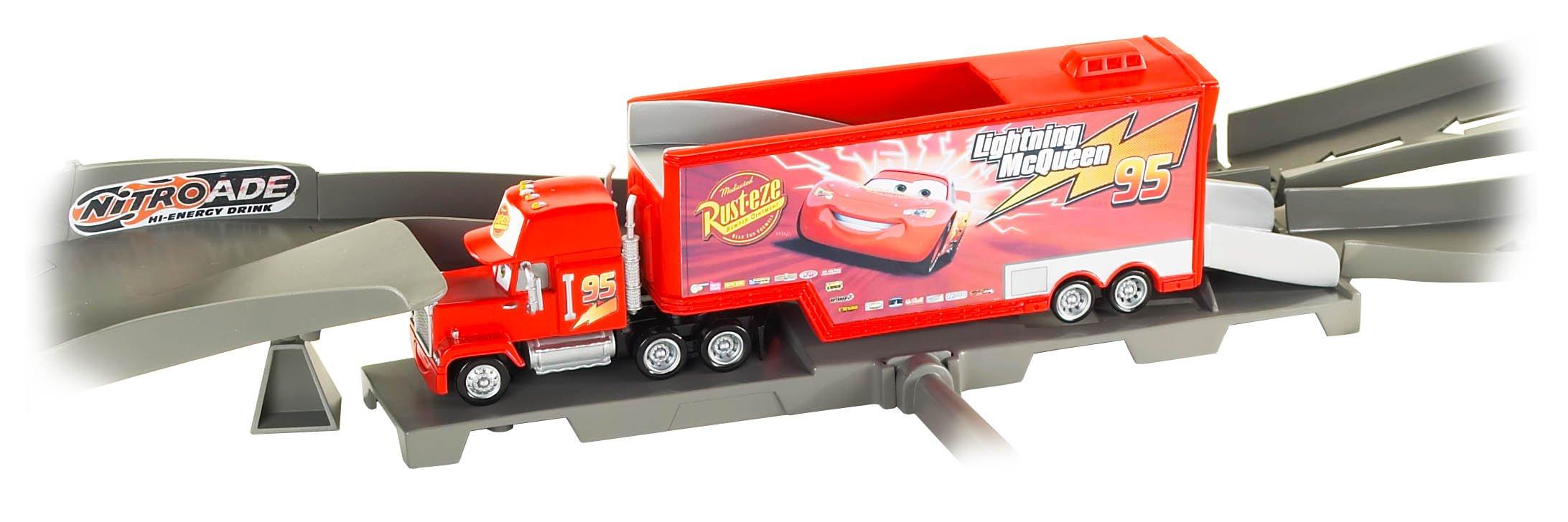 Mattel Pista Carreras Locas Cars: Amazon.es: Juguetes y juegos