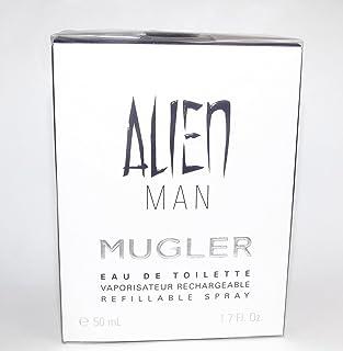 Alien Man woda toaletowa w atomizerze, 50 ml