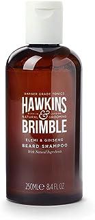 HAWKINS & BRIMBLE Beard Shampoo For Men, 250 ml