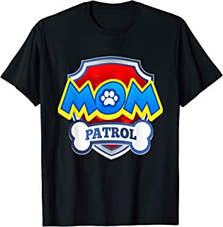 mom paw patrol shirt