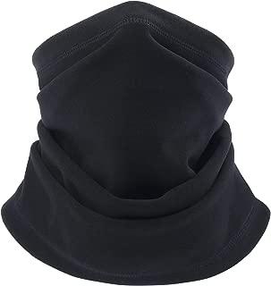 Neck Warmer Thermal Fleece Ski Face Mask Windproof In Winter For Men Outdoor Sports