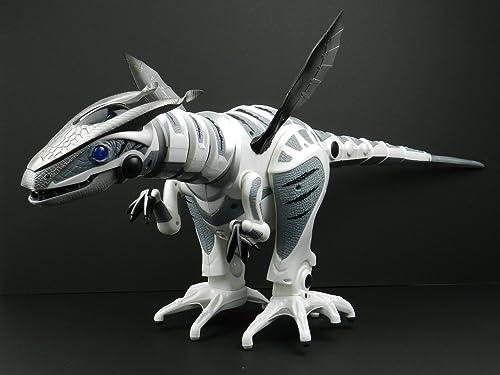Artificial intelligence with dinosaur type RC Robo Zaurus ROBOSAUR (TT320) (japan import)