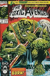 Toxic Avenger #1 VF/NM ; Marvel comic book