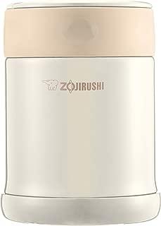 ZOJIRUSHI 象印 不锈钢闷烧杯 350ml 奶油色 SW-EE35-CC