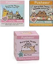 GND 3 Piece Surprise Pusheen Plush Blind Box Bundle, Box 3 Box 10 Box 11