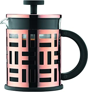 Bodum Eileen 4 Cup French Press Coffee Maker, Copper, 0.5 l