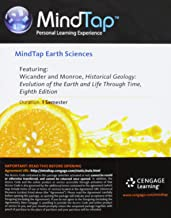 MindTap Earth Sciences, 1 term (6 months) Printed Access Card for Wicander/Monroe's Historical Geology