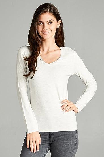white t shirt for women