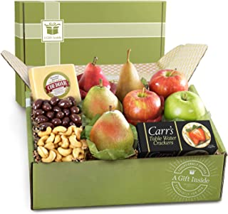 Perfect Pairings Deluxe Fruit and Cheese Gift Box