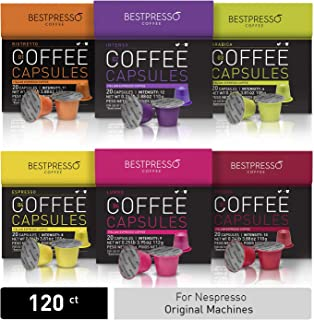Best nestle espresso pods Reviews
