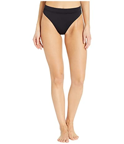 Seafolly Active High-Rise Bottoms (Black) Women