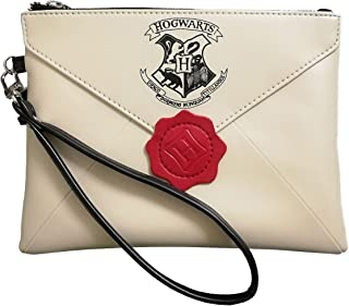 Woman Handbags Compatible for Harry Potter Hogwarts Wallets Clutch Makeup Storage Bag