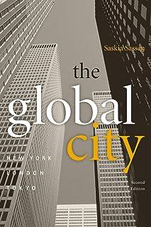The Global City: New York, London, Tokyo.