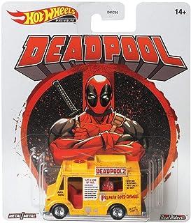 Hot Wheels Deadpool Chimichanga Truck