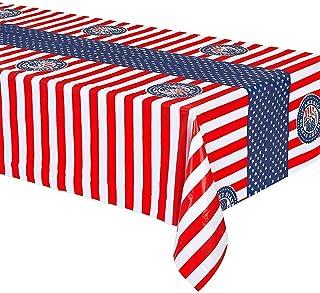 Folat 8714572296533 Party-bordsduk, motiv USA, 130 x 180 cm