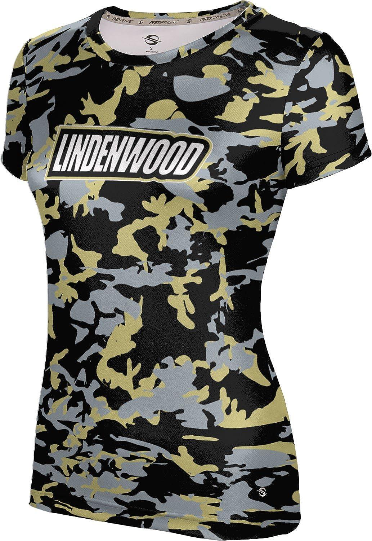 ProSphere Lindenwood University Girls' Performance T-Shirt (Camo)