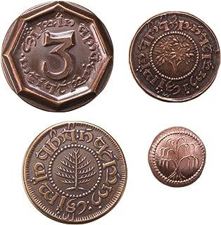 Shire Post Mint The Hobbit Set #1, The Shire Coins, Set of 4