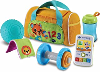 VTech My 1st Gym Kit, Interactive Toy with 4 Fitness Related Toys and Numbers, Baby Musical Toy for Role-Play Fun, Educati...