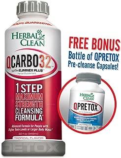 Best qcarbo detox instructions Reviews