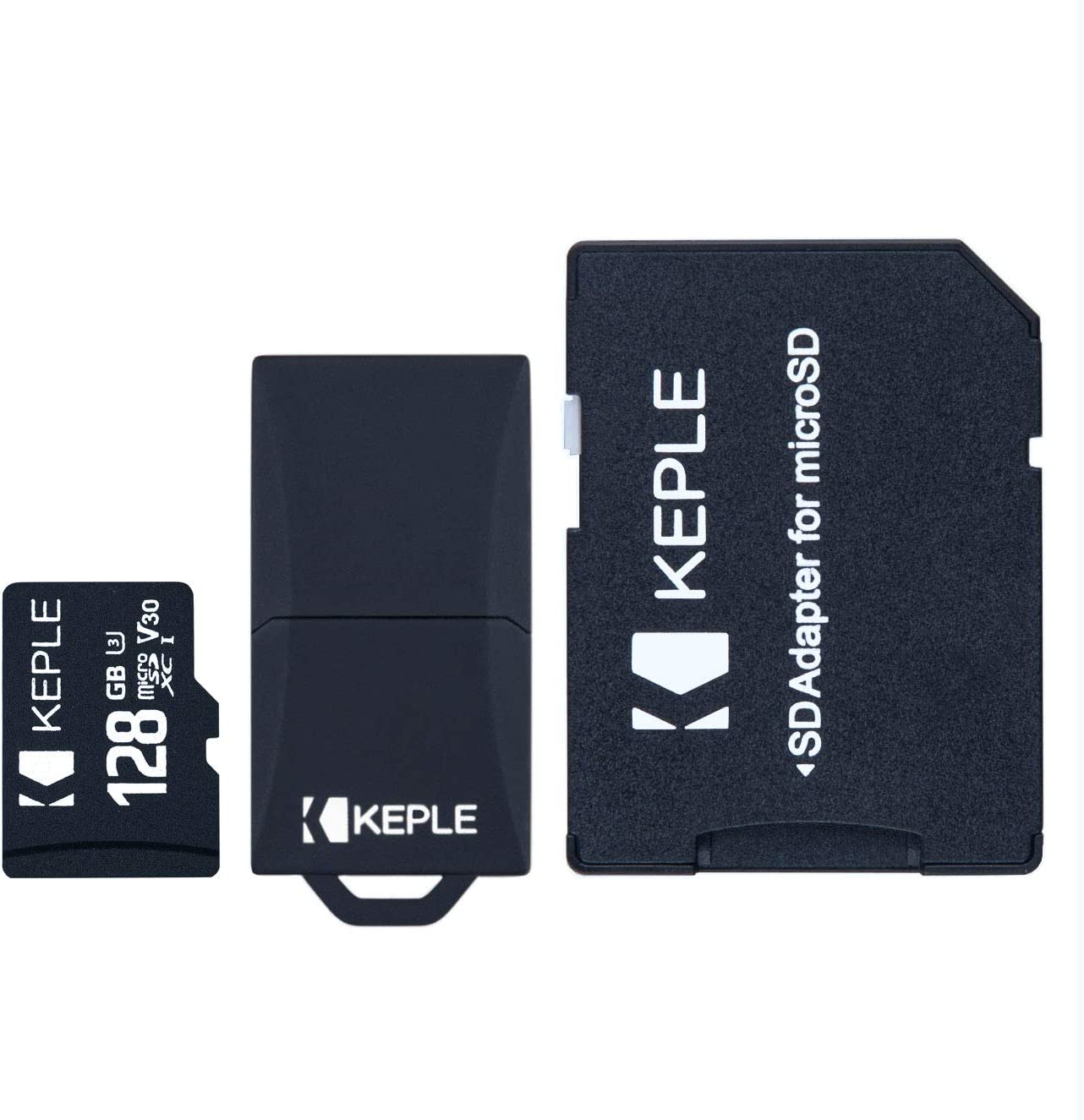 128GB microSD Memory Card Micro SD Compatible with LG K30, K8 (2018), Q6, Q8 (2017), V30, G6, Stylus 3, K20 Plus, X4+, Harmony, Stylo 3 Plus, X Venture, G Pad IV 8.0 FHD Mobile Phone | 128 GB