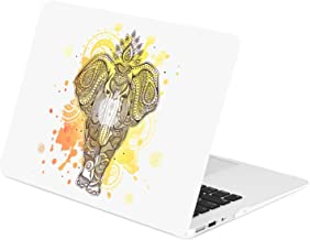 TOP CASE - Graphics Rubberized Hard Case Compatible Older Generation MacBook Air 13