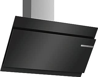 Acero inoxidable A+ Campana 701 m/³//h, Canalizado//Recirculaci/ón, A, A, C, 69 dB Teka DLH 786 T 701 m/³//h De pared Negro
