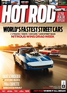 hot rod mag subscription