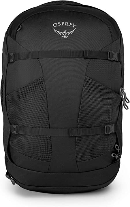 Zaino da viaggio osprey farpoint 40 men`s travel pack - zaino per laptop e tablet 10000294