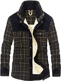 Lavoro 100/% COTONE CHECK FLANELLA Casual Camicia a maniche lunghe S M L XL 2XL 3XL