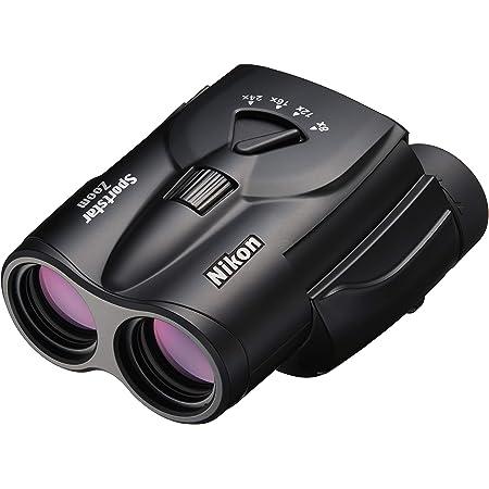 Nikon ズーム双眼鏡 スポーツスターズーム 8-24x25 ポロプリズム式 8-24倍25口径 ブラック Sportstar Zoom SPZ8-24X25BK