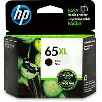 HP 65XL | Ink Cartridge | Black | N9K04AN