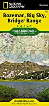 gallatin national forest map