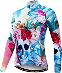 Maillot cycliste manches longues femme 3