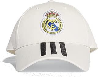 Real Madrid 3-Stripes Strapback