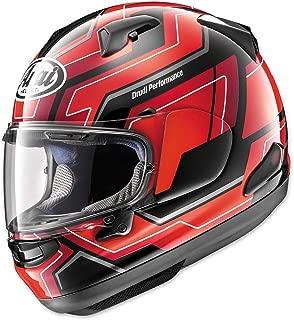 Arai Signet X Helmet - Place (SMALL) (RED)
